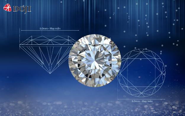 Đến với VIJF 2019, DOJI mang đến chương trình siêu bão kim cương viên với hàng nghìn viên kim cương tự nhiên có chất lượng, kích thước đa dạng, giá cả hợp lý, đáp ứng được nhu cầu của những khách hàng yêu kim cương khu vực phía Nam.  Những viên kim cương chất lượng hoàn hảo, được tuyển chọn theo các tiêu chuẩn: kích thước, trọng lượng, độ tinh khiết, màu sắc hay giác cắt..., có đầy đủ kiểm định quốc tế uy tín như GIA, IGI.
