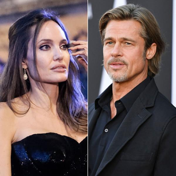 Angelina và Brad ly hôn sau 2 năm tổ chức đám cưới và 10 năm hẹn hò. Ảnh: Shutterstock.