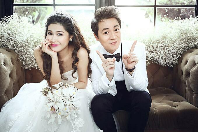 Ảnh cưới của Thủy Anh - Đăng Khôi.