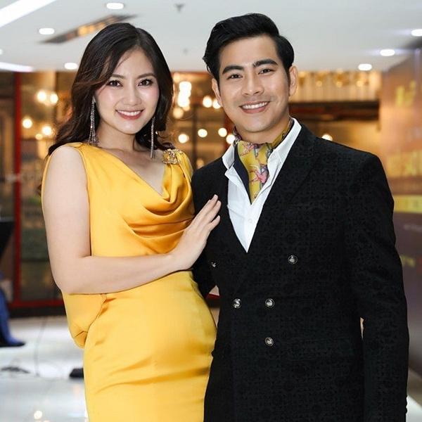 Ngọc Lan và Thanh Bình.
