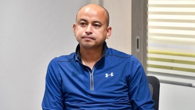 HLV Choktawee có nhiều năm gắn bó với bóng đá trẻ Thái Lan.