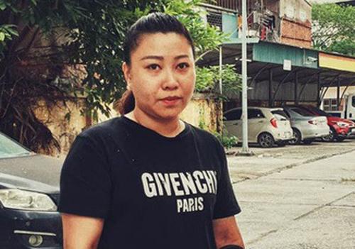 Khai trừ khỏi Đảng đối với Đại úy Lê Thị Hiền. Ảnh: Người lao động
