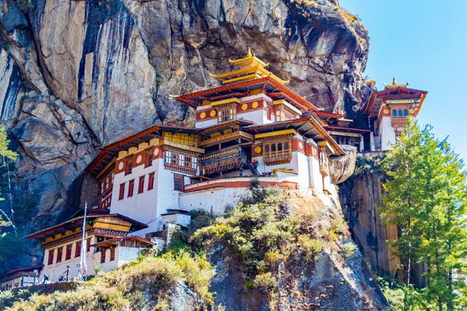 Nếu chưa lên tu viện Taktsang - Tiger's Nest (hang Hổ) thì coi như bạn chưa đến Bhutan.