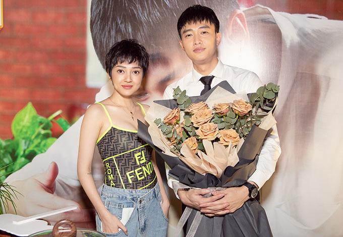 Nữ ca sĩ ủng hộ Quốc Trường thử thách bản thân với vai trò nhà sản xuất web drama.