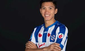 Đội bóng Hà Lan tự hào về Văn Hậu