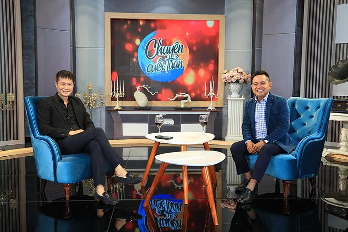 Cuộcđối thoại giữa đạo diễn Lê Hoàng và tiến sĩ tâm lý Hữu Long sẽ được phát sóng vào 21h35 hôm nayngày 16/11 trên kênh VTV9.