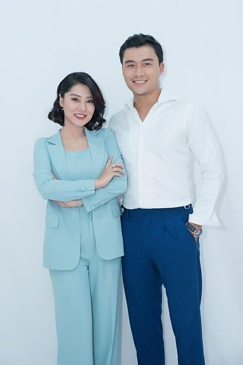 Câu chuyện thú vị về cặp vợ chồng nam diễn viên -người mẫu Xuân Phúc và Trúc Thanh sẽ được phát sóng lúc 21h35 Chủ nhật ngày 10/11/2019 trên VTV9.