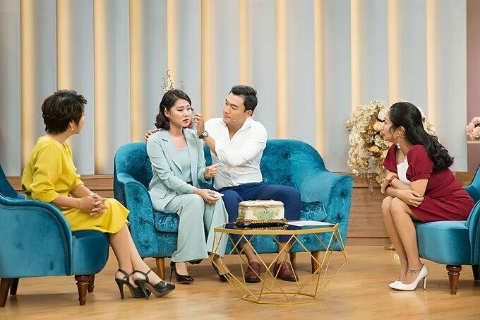 Vợ chồng Xuân Phúc - Trúc Thanh xúc động nhớ lại khoảng thời gian stress trước đám cưới.