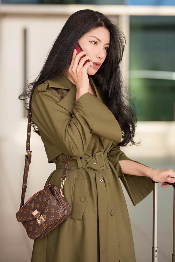 Chia sẻ thêm về công việc hiện tại của mình, Loan Vương cho hay ngoài công việc chính là tiếp viên hàng không cô còn có niềm đam mê với bất động sản và thiết kế nội thất.