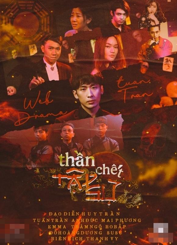 Mai Phương xuất hiện trên poster phim.
