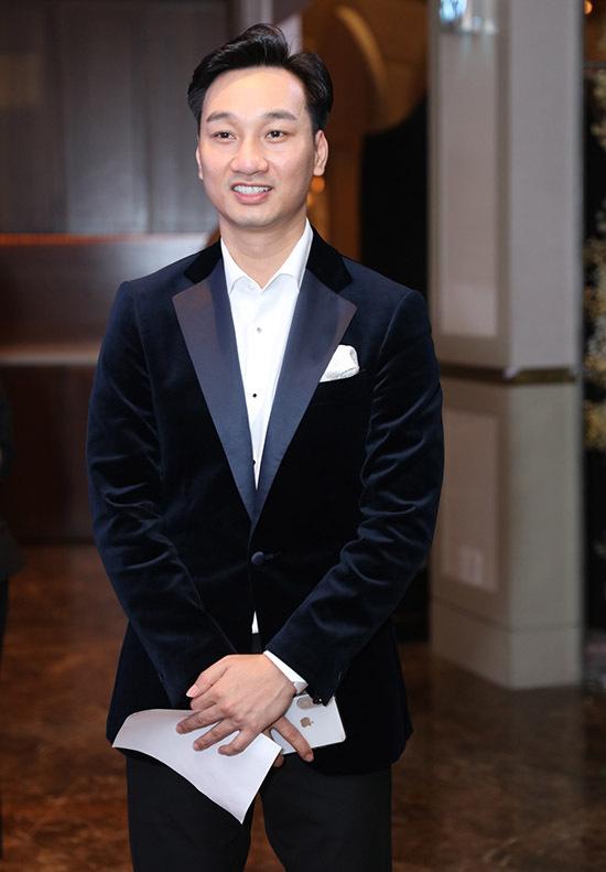 MC Thành Trung từng dẫn dắt chương trình X-Factor mà Giang Hồng Ngọc đoạt ngôi quán quân.