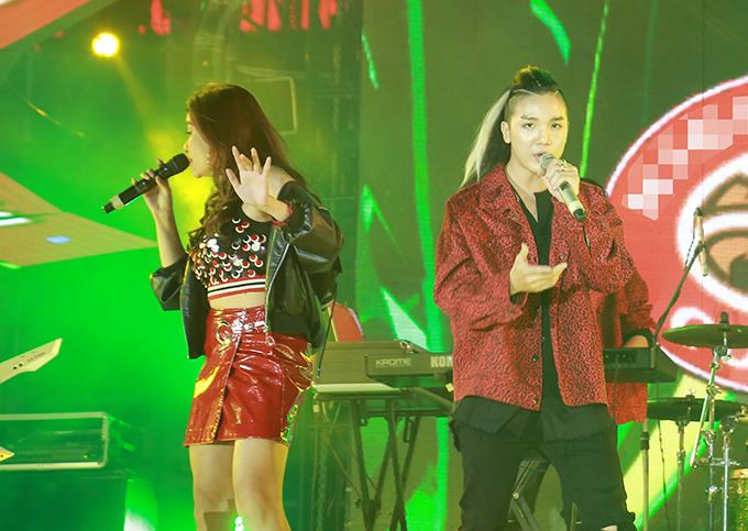 Min cháy cùng Soobin Hoàng Sơn trước 30 nghìn khán giả - 9