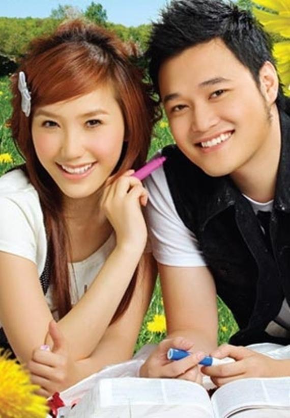 Dịp Valentine 2008, nữ ca sĩ và Quang Vinh ra mắt CD chung Ngôi nhà hoa hồng được nhiều khán giả yêu mến.