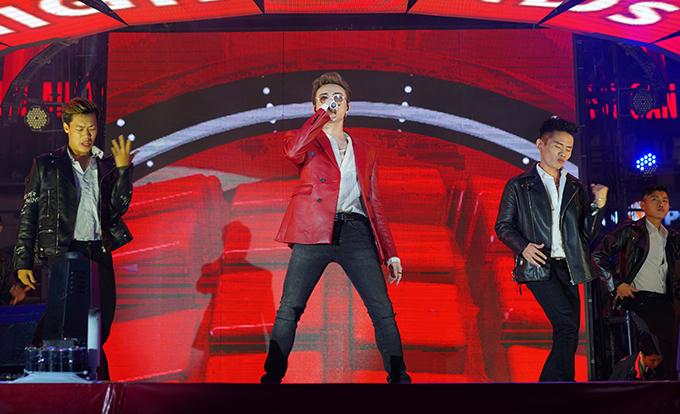 Min cháy cùng Soobin Hoàng Sơn trước 30 nghìn khán giả - 3