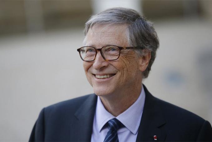 Bill Gates, nhà đồng sáng lập Microsoft. Ảnh: Usnews.