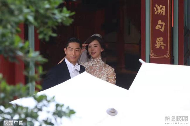 Lâm Chí Linh diễn tập đáp cưới