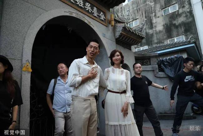 Lâm Chí Linh diễn tập đáp cưới - 2