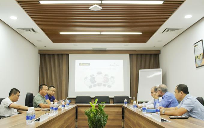 Cái bắt tay giữa Thế Giới Di Động và Mathey-Tissot sẽ giúp người tiêu dùng Việt Nam có thêm nhiều sự lựa chọn về đồng hồ.