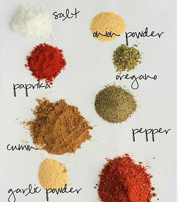 Các loại gia vị như ớt, tiêu, quế, nghệ... giúp tăng hương vị cho món ăn mà không làm tăng lượng calories nạp vào cơ thể.