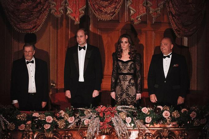 Đây là sự kiện được hỗ trợ bởi Tổ chức từ thiện hoàng gia với tên chính thức là Quỹ từ thiện của các nghệ sĩ, trong đó Nữ hoàng là người bảo trợ. Số tiền thu được từ chương trình sẽ được dùng để giúp đỡ cho hàng trăm nghệ sĩ trên khắp Vương quốc Anh gặp vấn đề về sức khỏe, tuổi già hoặc đang trong thời kỳ khó khăn tài chính.