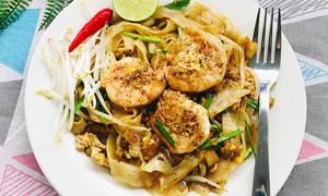 5 món chính kiểu Thái nghe tên là đói
