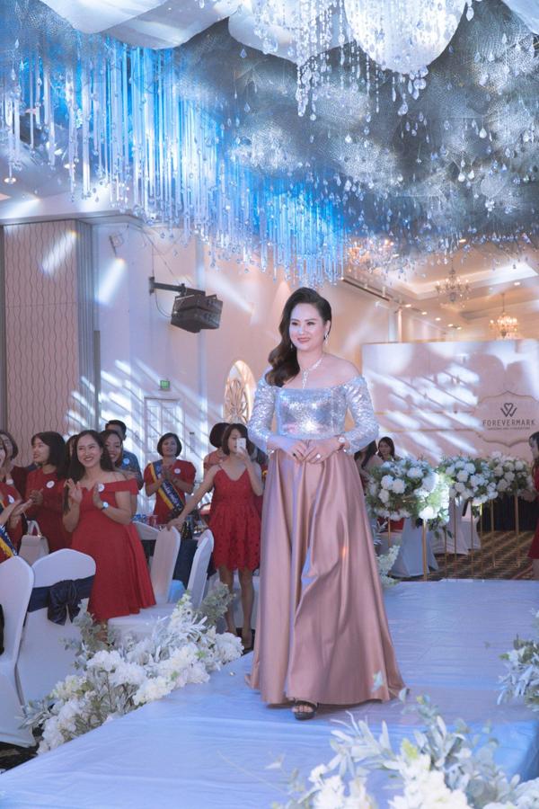 CEO Công ty Khánh Linh An - bà Đặng Thị Hằng.