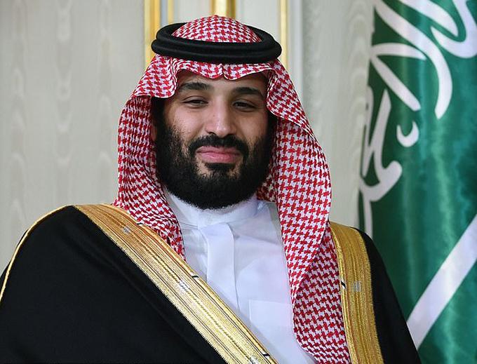 Thái tử Mohammed bin Salman (sinh năm 19850, Phó Thủ tướng thứ nhất của Ả-rập Xê-út và là Bộ trưởng Bộ Quốc phòng trẻ nhất thế giới.