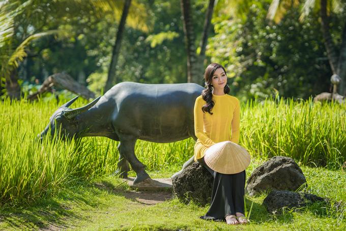 HHen Niê mặc áo bà ba Thuận Việt - 3