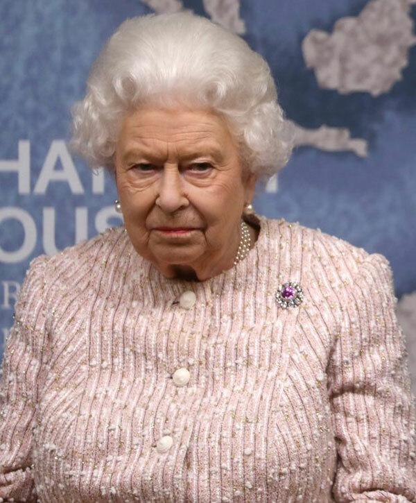 Nữ hoàng Anh dự sự kiện hôm 20/11. Ảnh: Reuters.