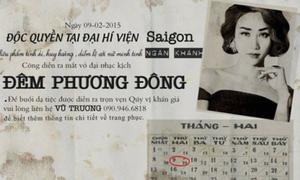 Thiệp cưới độc đáo của sao Việt