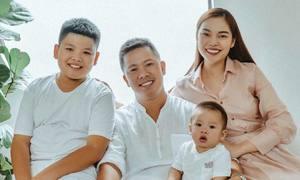 Giang Hồng Ngọc: 'Tôi từng e ngại vì chồng có con riêng'