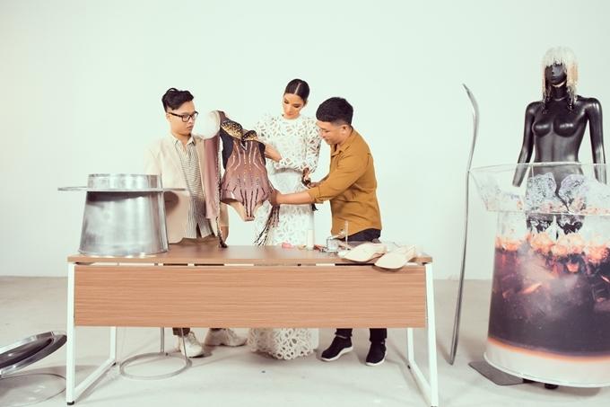 Lý do giúp Cafe phin sữa đá được chọn làm trang phục dân tộc - 4
