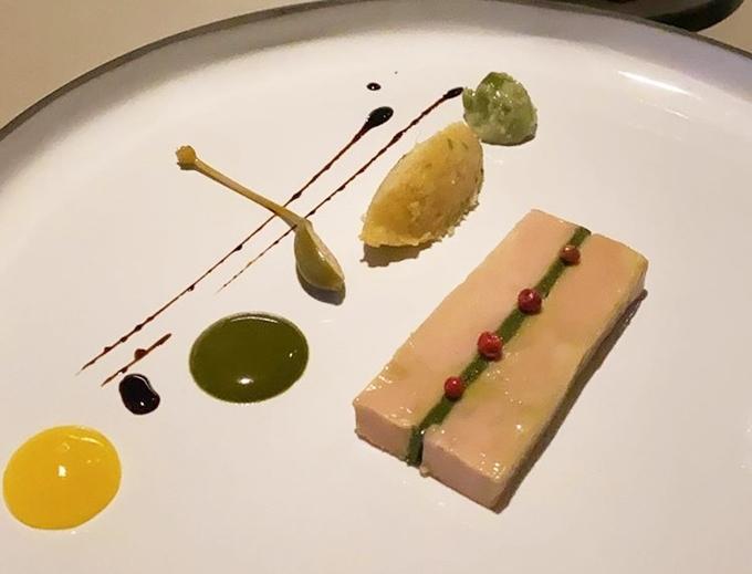 Foie gras là món yêu thích của hoa hậu Đỗ Mỹ Linh.