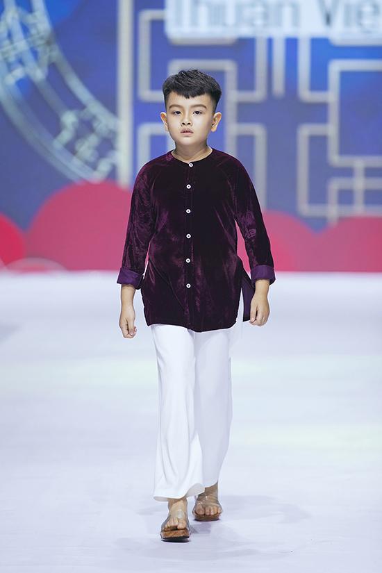 HHen Niê diễn thời trang cùng mẫu nhí - 4