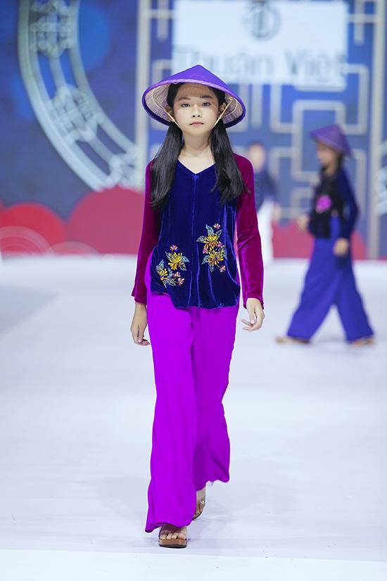 HHen Niê diễn thời trang cùng mẫu nhí - 7