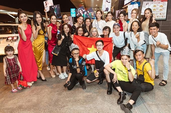 Miss World 2019 diễn ra tại Anh với khoảng 130 thí sinh. Chung kết diễn ra vào tối 14/12.