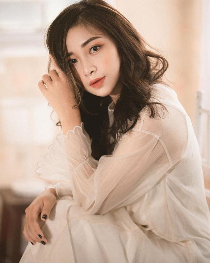 Bạn gái Phan Văn Đức có nhan sắc xinh đẹp. Ảnh: Instagram.