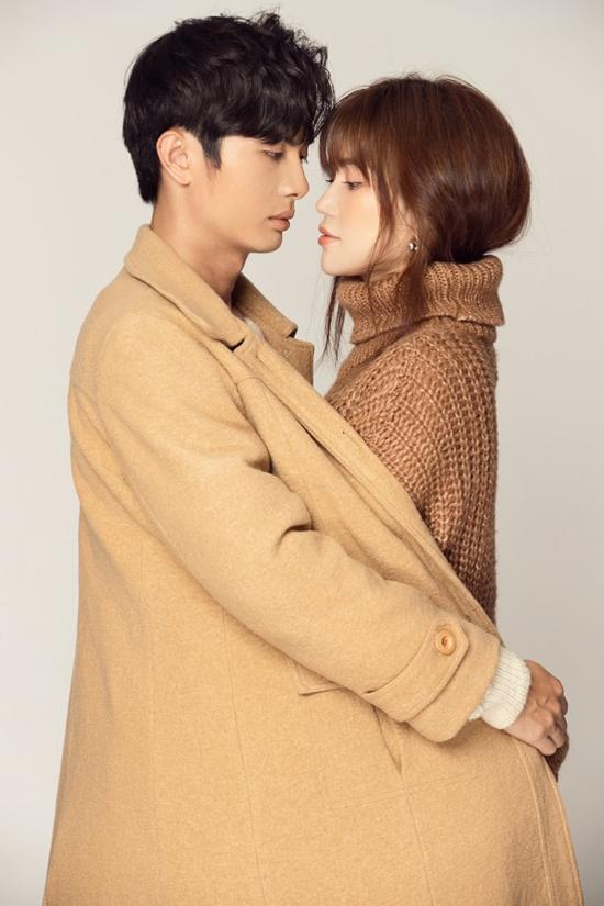 Cặp đôi diễn viên - ca sĩ mới hẹn hò được vài tháng, tình cảm rất mặn nồng.