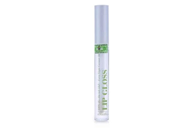 Son môi Milaganics với chiết xuất 100% dầu dừa giúp dưỡng ẩm môi, thấm nhanh và độ bóng ổn định. Với chất son dầu dừa, làn môi phái nữ có thể thoát tình trạng khô, nứt nẻ.
