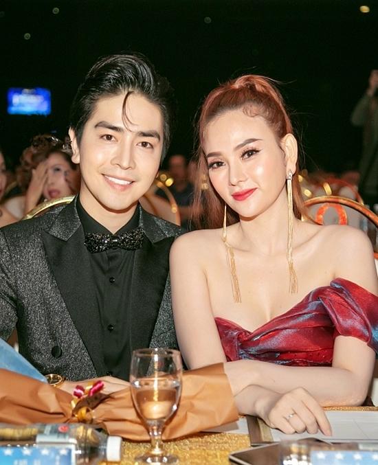 Thu Thủy - Kin Nguyễn kết hôn tháng 7/2019.