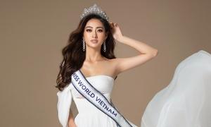 Hoa hậu Lương Thùy Linh: 'Tôi quá bận để có người yêu'