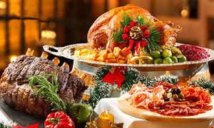Tiệc buffet cuối năm tại khách sạn Hà Nội