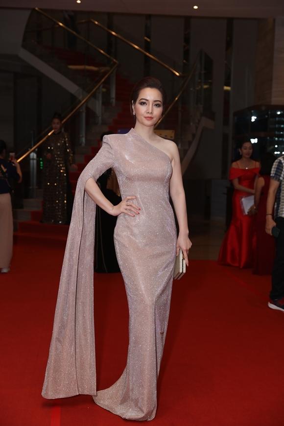Nhà sản xuất - diễn viên Mai Thu Huyền.