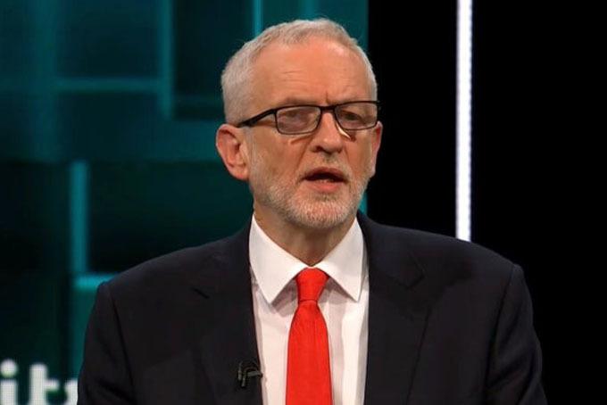 Jeremy Corbyn, chính trị gia người Anh. Ảnh: Inews.