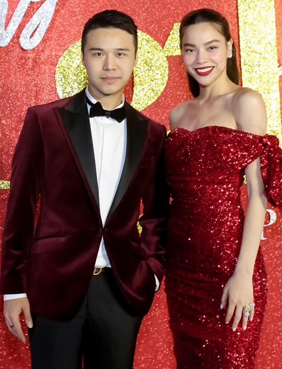 Đạo diễn, CEO Lâm Thành Kim đồng hạnh với Hồ Ngọc Hà trong việc kinh doanh mỹ phẩm.