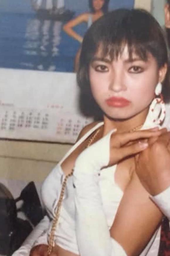 Phương Thanh hồi 20 tuổi.