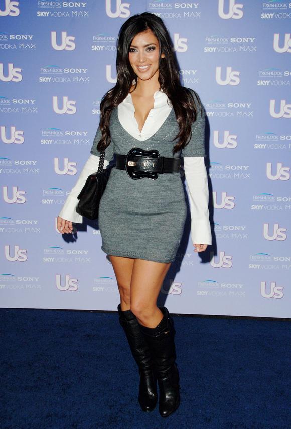 Thành viên gia đình Kardashian coi đây là bộ đồ xấu nhất cô từng mặc.