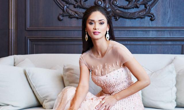 Pia Wurtzbach - Hoa hậu hoàn vũ 2015