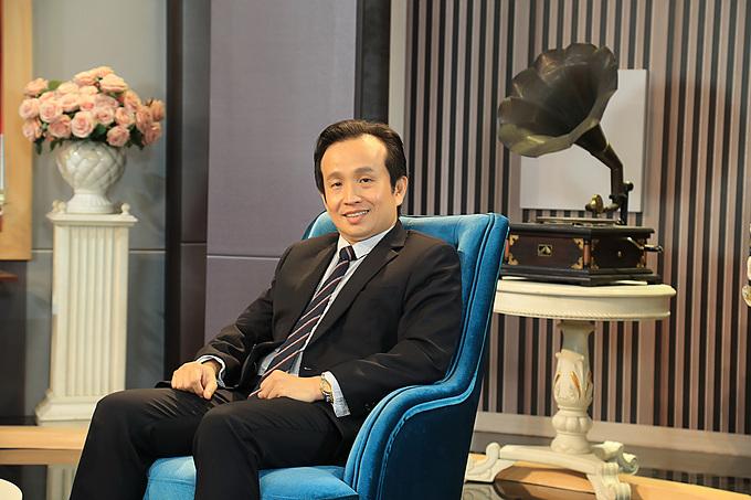 Tiến sĩ, bác sĩ Nguyễn Hữu Trung.