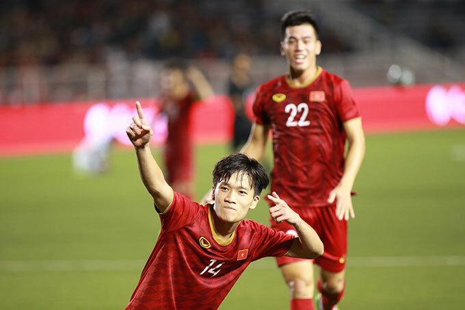 Lội ngược dòng trước Indonesia, thầy trò HLV Park Hang-seo giữ vững ngôi đầu bảng với 9 điểm. U22 Việt Nam ghi được 14 bàn thắng và để lọt lưới hai bàn.